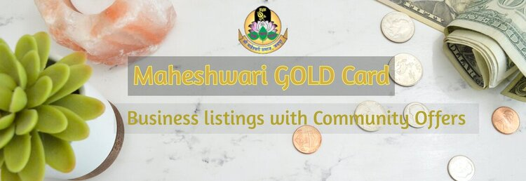 Maheshwari Gold Card